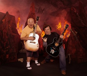Tenacious D Zenith Mnchen