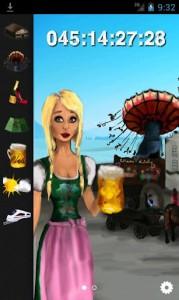 Oktoberfest 2012 App Tobias Fonfara Countdown