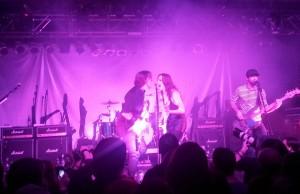 Halestorm live im Backstage in München