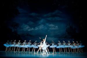 St. Petersburg Festival Ballett Schwanensee