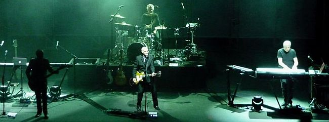 Ultravox Brilliant Tour