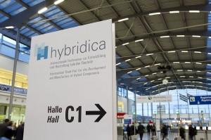 Impressionen der hybridica 2010