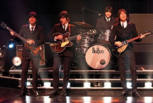 "Das Beatles Musical ""All you need is love"""