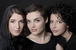 Das Trio Ganes