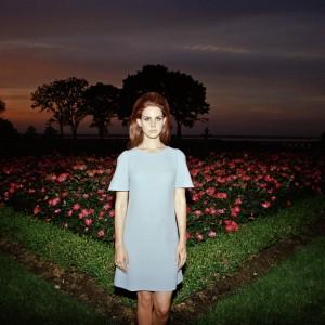 Die Sängerin Lana Del Rey