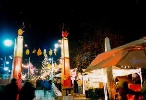 Der Weihnachtsmarkt in Schwabing