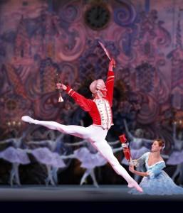 Das russische Staatsballett tanzt den Nussknacker
