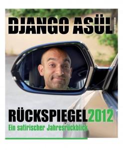 Der Kabarettist Django Asül