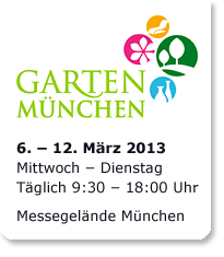 Garten München 2013