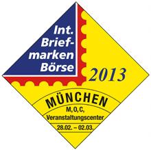 Int. Briefmarken-Börse 2013II