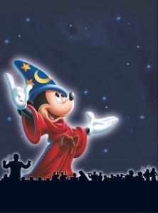 Der Disney-Klassiker Fantasia