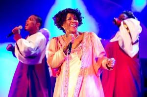The Harlem Gospel Singers