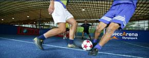 Hallenfußball in München