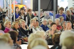 Deutschlands größte 50plus Messe