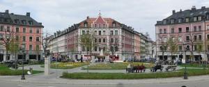 Das Gärtnerplatztheater in München