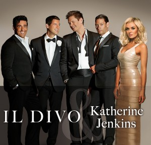 Crossover Klassik mit Il Divo & Katherine Jenkins