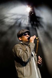 Der Pop-Künstler Xavier Naidoo