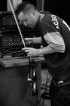Der virtuose Geiger Nigel Kennedy
