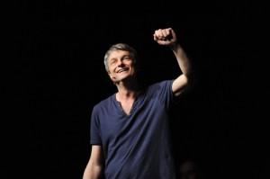 Der österreichische Kabarettist Alfred Dorfer