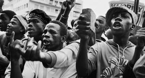 Ausstellung Aufstieg und Fall der Apartheid