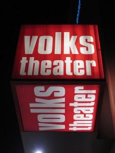 Das Volkstheater in München