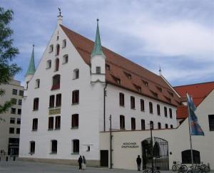 Vorderansicht vom Münchner Stadtmuseum