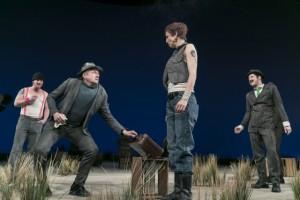 Theaterstück Die Ballade vom traurigen Café im Residenztheater München