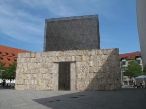 Das Jüdische Museum am St. Jakobs-Platz in München