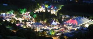 Festivalansicht Sommer Tollwood