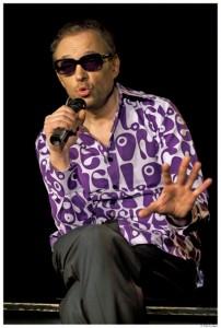 Der österreichische Kabarettist Josef Hader