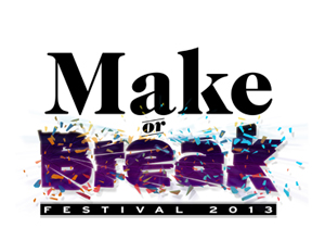 Festival Make or Break im Feierwerk