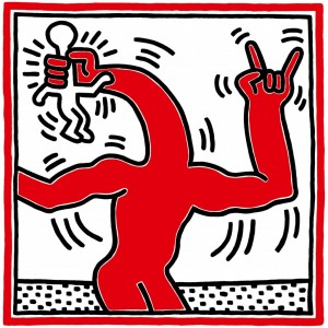 Foto: © The Keith Haring Foundation