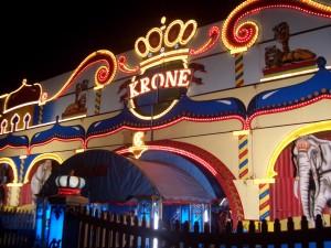 Der Zirkus Krone in München. Bildquelle: Wikipedia