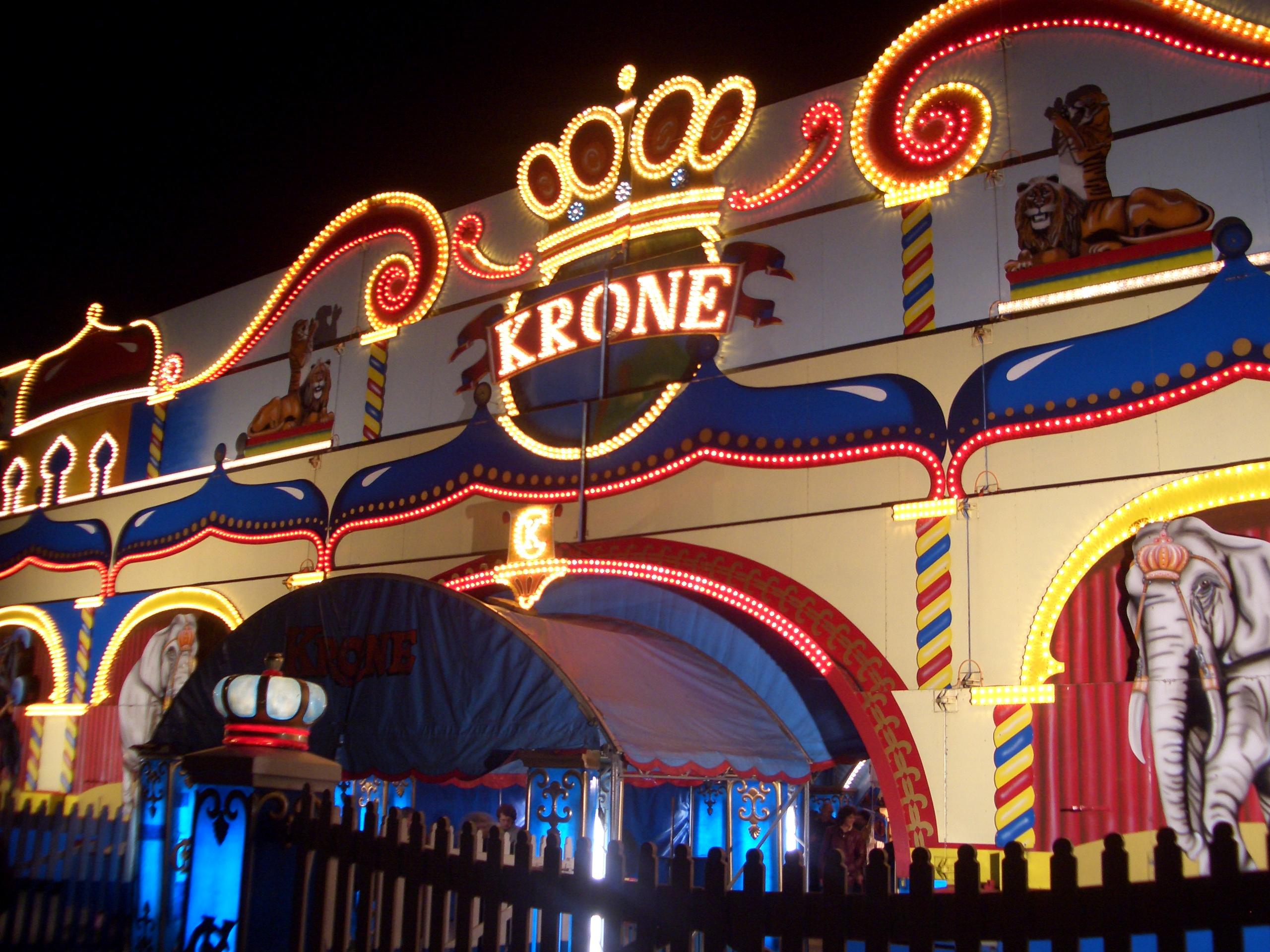 Zirkus Krone Günzburg